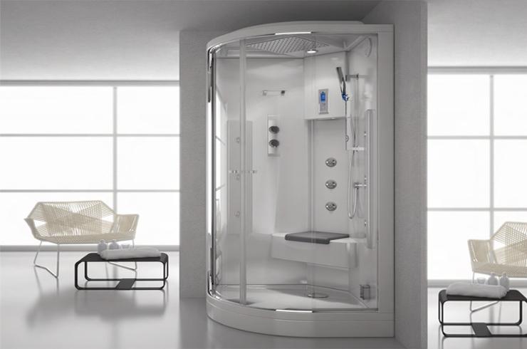 Soffione doccia idromassaggio casa del bagno inn ti aspetta