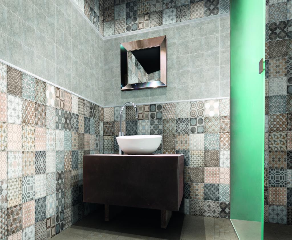 Piastrelle e rivestimenti bagno busto arsizio casa del - Rivestimenti piastrelle bagno ...